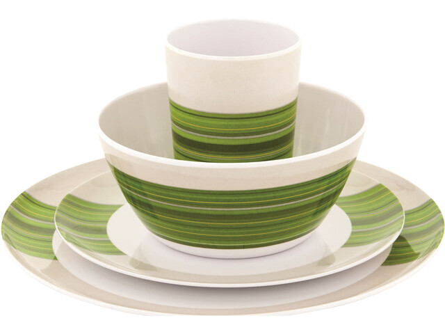 Outwell Blossom Picnic Set 2 Persons Pogonia Green